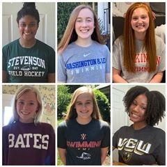 Six signees for Spring Virtual Signing Day