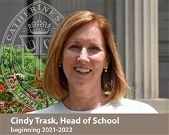 Cindy Trask, St. Catherine's 12th Head of School