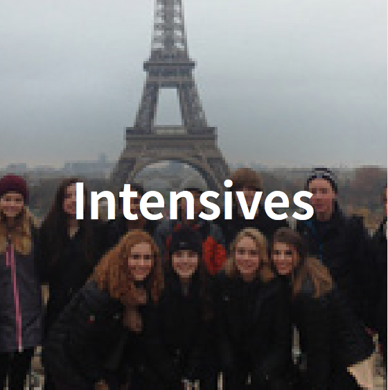 2016 HP: Intensives