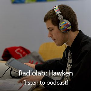 Click to listen to the student-created podcasts