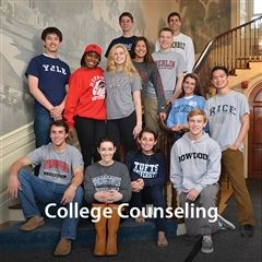 College Counseling link