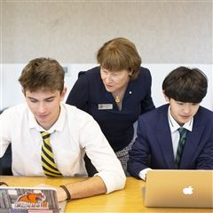 Upper School for Boys