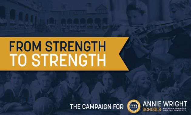 Strength Campaign Brochure