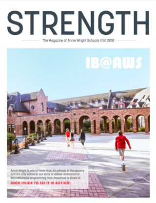 Strength Magazine | fall 2018