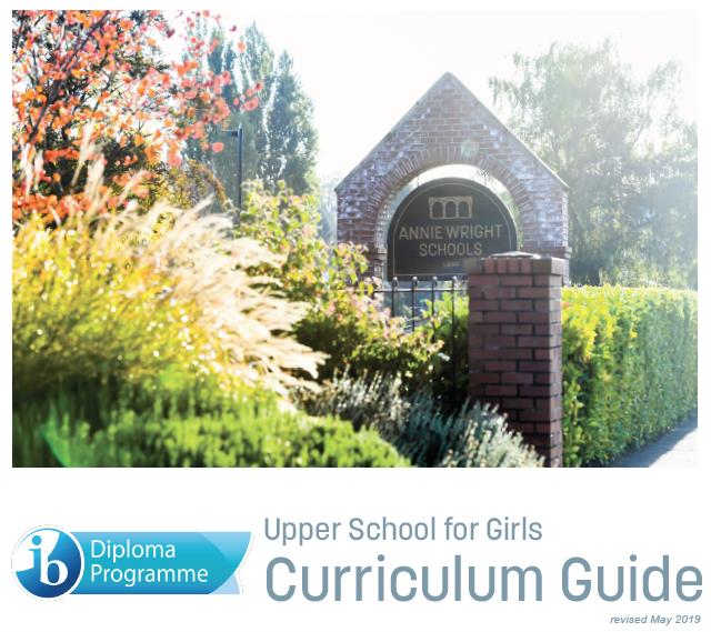 IB Diploma Programme at Annie Wright Schools in Tacoma, WA
