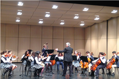 Upper School Orchestra