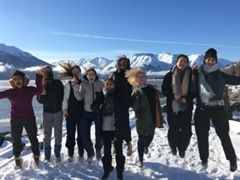 Model UN/Global Action group in Anchorage