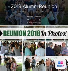 Reunion 2018 Flickr Album