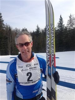 Woodworking teacher Greg Allen will race in the American Birkebeiner on February 22nd.