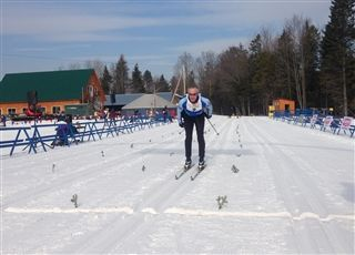 Greg recently completed the Craftsbury 50k race.