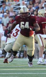 Harris Williams '10 - All-ACC Academic Team at Boston College