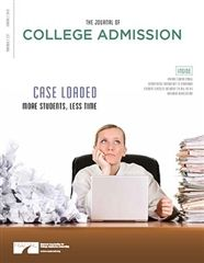 Journal of College Admission