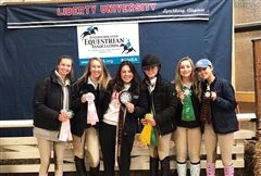 Our IEA team placed eighth overall among 12 schools at the Zone 3 Finals in Rustburg, VA.