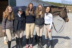 Congratulations to the IEA Team on a great season!