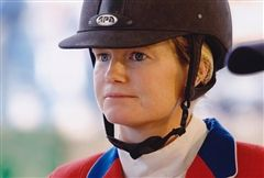 Grand Prix circuit star Eliza Shuford Hucks '96 has been elected to the Foxcroft Sports Hall of Fame.