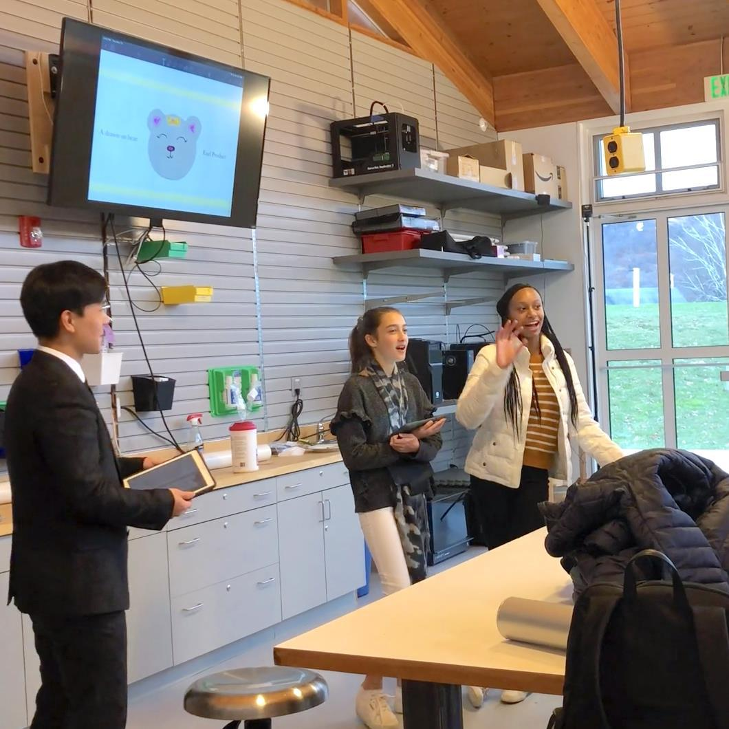 Students Compete in Toy Design Challenge