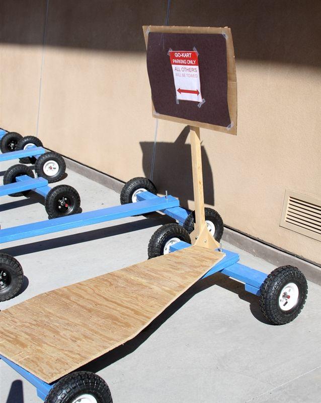 JH Students Build Go-Karts | Berkeley Hall School