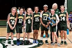 5th Grade Girls' SPAL Runner-Up