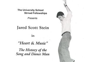 Heart and Music: The History of the Song and Dance Man
