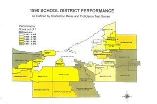 How does a Regions Economy affect its Public Schooling?