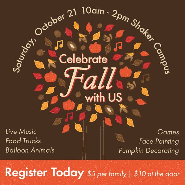 Celebrate Fall with US