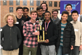 Laurence Myers-Bailey, Jae Smith, Rohan Krishnamurthi, Adam Kahn, Sunay Rastogi, Jameson Lewis, Isaiah Waiters, Max Outcalt, Cameron Siler, Owen Bauer, Vincent Chen Missing: Sam Holthaus