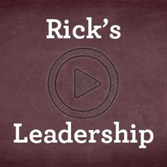 Rick's Leadership