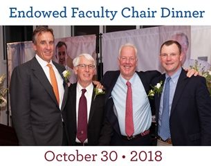 Endowed Faculty Chair Dinner