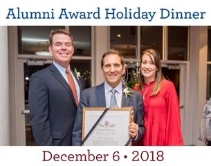 Alumni Holiday Dinner 2018