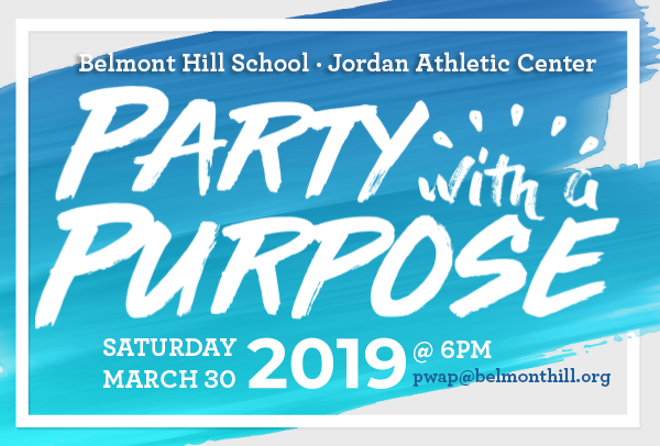 Party with a Purpose 2019