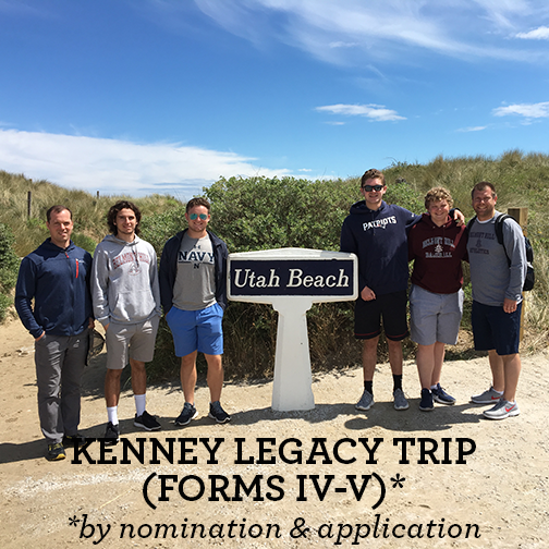 Group Trips > Landing > Kenney Legacy Photo Link