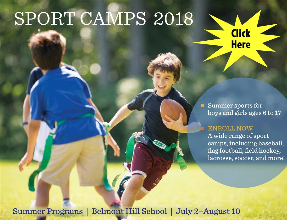 Learn More About Sport Camps