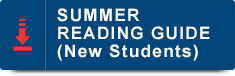 Summer Reading Guide for New Students