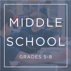 Middle School - Visit and Apply