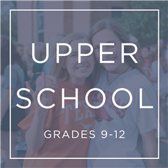 Upper School - Visit and Apply