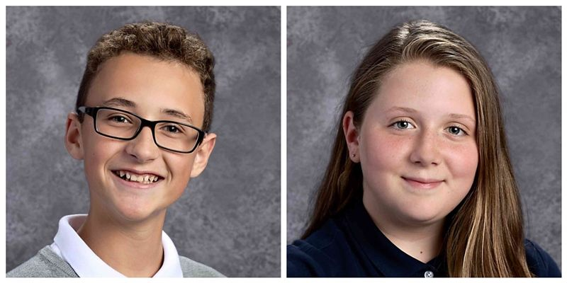 Ranney School - Michael '23 and Kiri '23 Appointed to NJ State
