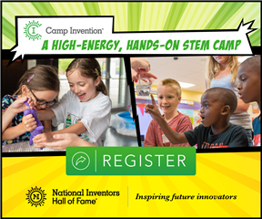 Register for Camp Invention