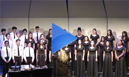 US Winter Concert - Choral