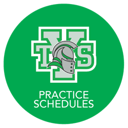 Junior School Athletics Practice Schedule 2018 - 2019