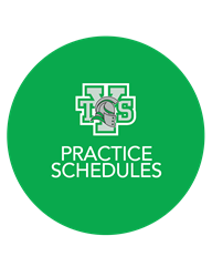 Senior School Practice Schedule 2020/2021