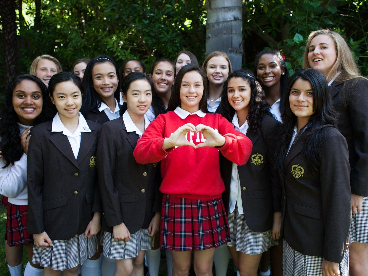Alumnae Holy Child Scholarship Fund