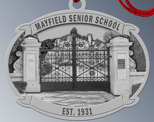 Buy your limited-edition Mayfield Christmas ornament!