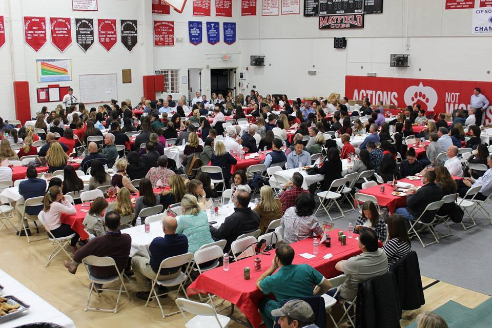 The Fall Sports Banquet was a huge win for the Cubs!