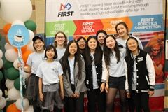 Mayfield-based Girl Scout robotic teams earns top honors