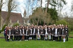 Mayfield students and teachers visit Mayfield School in England