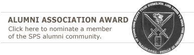 Alumni Association Award Nomination Form