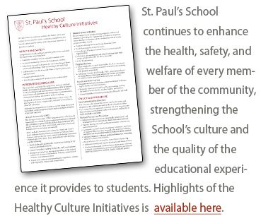 Healthy Culture Initiatives