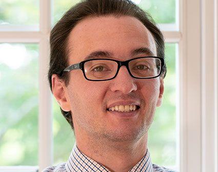 Paul Murray headshot