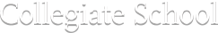 Collegiate School Logo