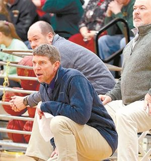 In the News: FA's Sedge Saunders Named Class A Boys' Basketball Coach of the Year